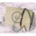 玫瑰金手環【Love】
